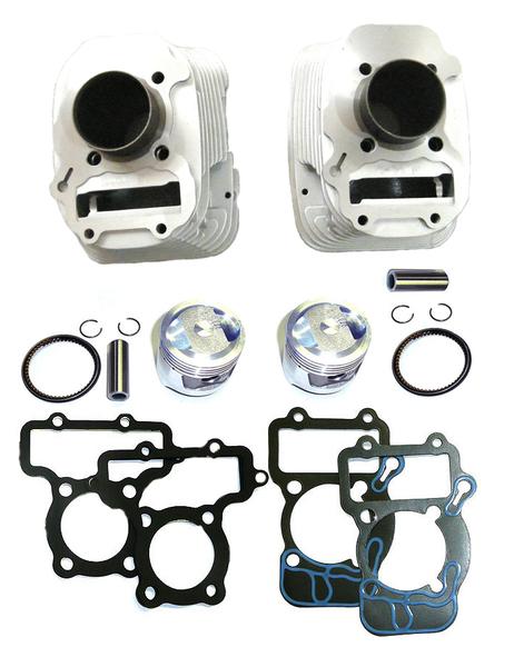 kit moteur 170cm3 pour yamaha dragstar 125 37 vente de kit moteur puissance avec carburateur. Black Bedroom Furniture Sets. Home Design Ideas